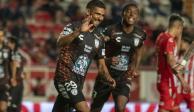 Pachuca se aferra a la Liguilla tras victoria sobre Necaxa