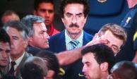 Francesc Satorra, famoso tras el piquete de ojo de Mourinho a Vilanova