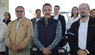 Pemex entrega apoyos a doce municipios de Hidalgo