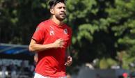 FOTOS: Oribe Peralta entrenó por primera vez con el Rebaño