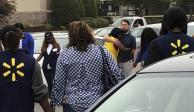 Tiroteo en Walmart de Mississippi deja dos muertos