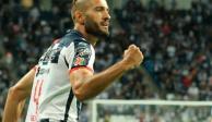 El Monterrey golea a los Santos de la mano de Dorlán Pabón (VIDEO)