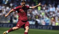 VIDEO: Quisieron humillar aFrancesco Tottiy así respondió