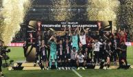 PSG vence a Rennes y conquista la Supercopa de Francia