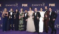 Audiencia de los Emmy 2019 baja a mínimos históricos