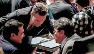 Empujan acuerdos en la agenda del Senado
