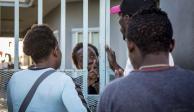 Esperan en México 18 mil 503 migrantes respuesta a solicitud de asilo