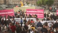 FOTOS: Amagan alcaldes con endurecer protestas por mayores recursos