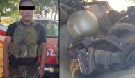 """Capturan a """"El Jaguar"""", jefe de plaza del CJNG en Tres Valles, Veracruz"""