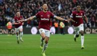 'Chicharito' y el West Ham llegan a un arreglo para su salida