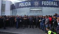 Policías federales disidentes no planean protestar durante el fin de semana