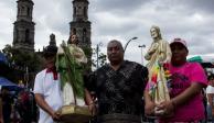 Eventos deportivos y religiosos de este domingo, complican vialidad en CDMX