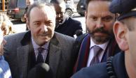 Kevin Spacey queda en libertad bajo fianza tras ser acusado de abuso sexual