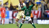 León se burla de la situación y propone llevarse el partido al Bernabéu