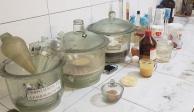 Aseguran laboratorio de fentanilo en Nuevo Léon