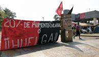 Con amago de huelga, SITUAM pide 20% de aumento salarial para 2020
