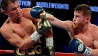 "Confirmada la pelea entre ""Canelo"" vs ""GGG"" III"