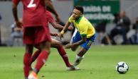 Neymar causó baja de Copa América por un esguince de tobillo