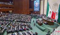 Diputados suspenden sesión ordinaria por plantón de la CNTE