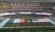 Ellas son los artistas que cantarán el Himno en partido NFL México