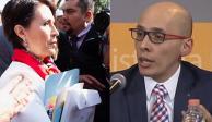 Padierna, tía  del juez del caso Robles; van por él abogados