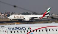 Emirates, con intenciones de volar a Santa Lucía