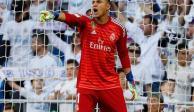 Keylor Navas siente esperanzas tras el regreso de Zidane al Madrid