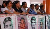 Preocupa a CNDH liberación de implicados en desapariciones de Ayotzinapa