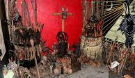 PGJ indaga 42 cráneos hallados en cateo de Tepito