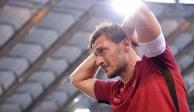 Francesco Totti renuncia como directivo de La Roma