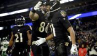 Baltimore llega a 10 triunfos consecutivos tras derrotar a Jets