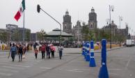 Estos son los cierres viales por marchas y Gritos de Independencia en la CDMX