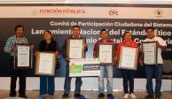 Gana Hidalgo premio de Contraloría Social