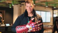 Tom Brady presume las Gemas del Infinito en sus dedos