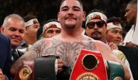 Conabox quiere que próxima pelea de Andy Ruiz sea en México