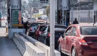 """Por """"puente patrio"""", paseantes dejan la Ciudad de México"""