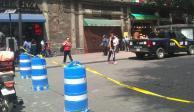 Desde la madrugada del lunes, inician cierres viales por desfile