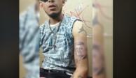 VIDEO: AMLO en la piel, joven se tatúa rostro del presidente