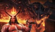La nueva película de Hellboy se estrena hoy en la pantalla grande