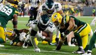 Filadelfia supera a Green Bay en el inicio de la Semana 4 de NFL