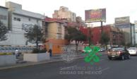Retiran bloqueos de avenida Universidad e Insurgentes Sur