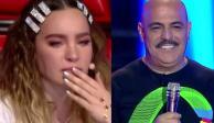 VIDEO: Belinda llora porque ningún coach de La Voz eligió a Casasola
