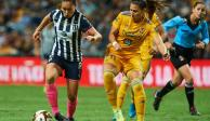 Rayadas logran su primer título en la Liga MX Femenil