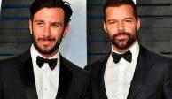 """Estamos embarazados"": Ricky Martin será padre por cuarta ocasión"