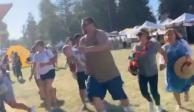 Un menor de 6 años, entre los fallecidos en tiroteo en un festival de California
