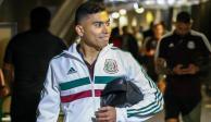 Orbelín Pineda reacciona a provocación de aficionado en Instagram