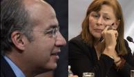 Clouthier y Calderón se enfrentan en Twitter por patrimonio de Espriú