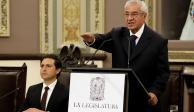 Puebla, con rumbo tras designación de gobernador interino: académico