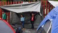 Aplican diputados protocolos en San Lázaro contra bloqueos