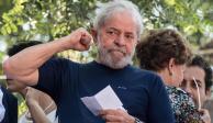 Ordena juez liberar a Lula de Silva tras 19 meses preso en Curitiba